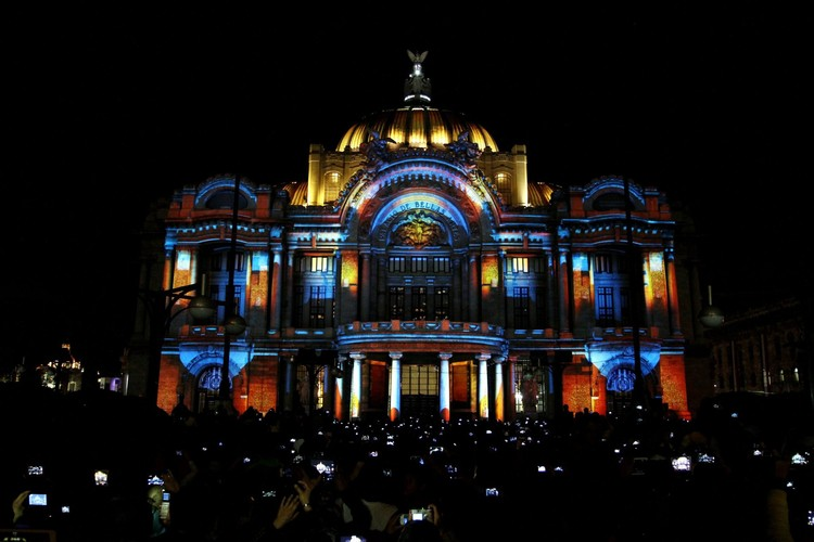 video mapping alicante